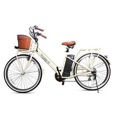 NAKTO Electric Bike for Men and Women 26''
