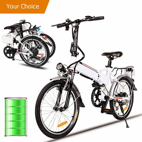NAKTO Electric Bike for City Commuting